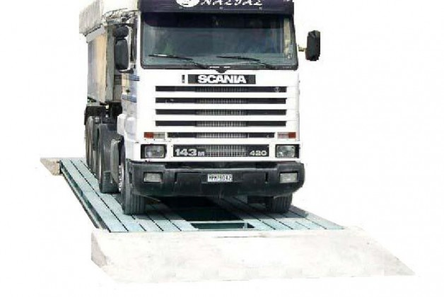 Steel weigh bridge GEE M