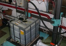 Filling Machine-Palette Tank IBC