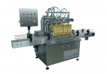 Automatic 4-Head Volumetric Filler GVA-4