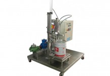 Filling Machine for Liquid Chemical
