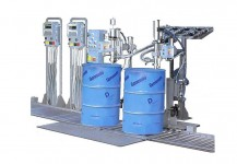 Non-explosive -Filling Machine Barrels