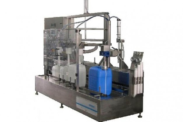 Automatic Filling Line Unit for Chemicals