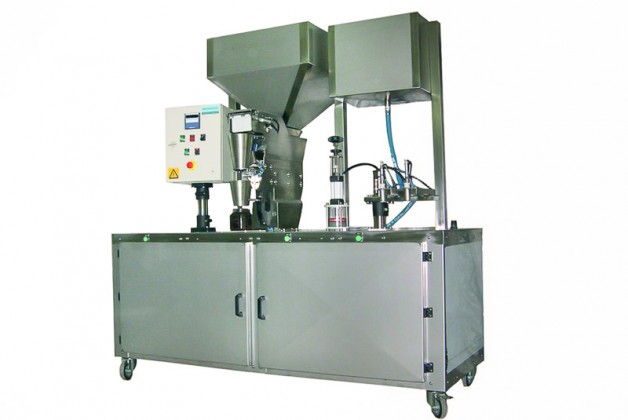 Semi Automatic Packaging Machine OL-P for Edible Olives